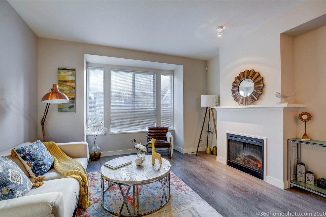 Main Photo: 60 9133 SILLS Avenue in Richmond: McLennan North Townhouse for sale : MLS®# R2520779