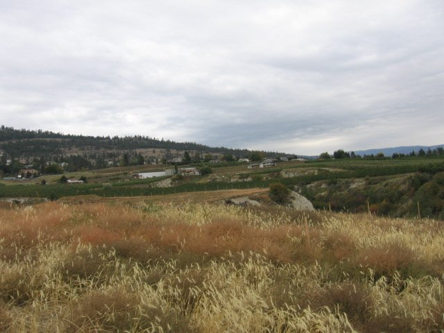 Main Photo: 891 Old Main Road in Naramata: Land Only for sale