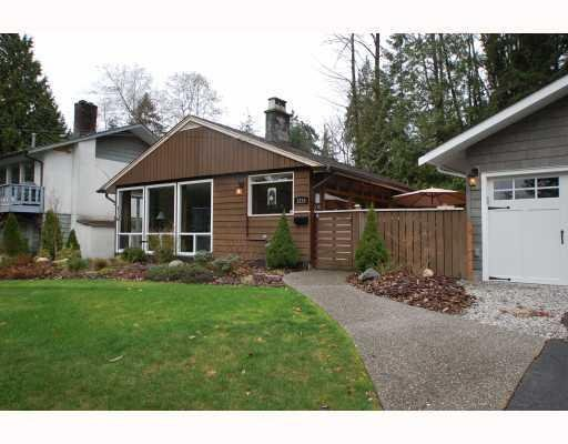 Main Photo: 1315 Arborlynn Drive in North Vancouver: Westlynn House for sale : MLS®# V810109