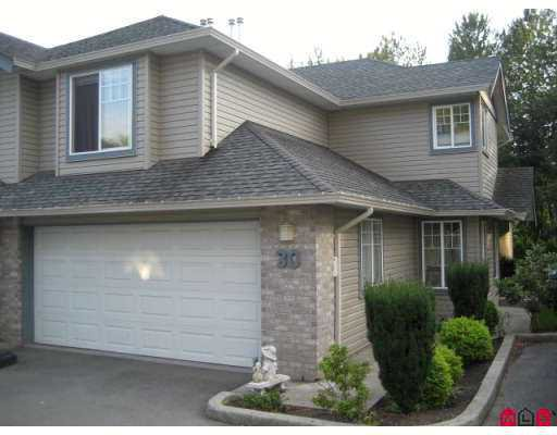 "Main Photo: 30 3270 BLUE JAY Street in Abbotsford: Abbotsford West Townhouse for sale in ""Blue Jay Hills"" : MLS®# F2720573"