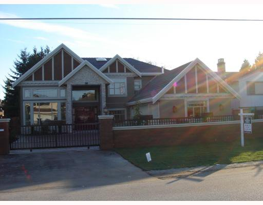 Main Photo: 6080 MAPLE Road in Richmond: Woodwards House for sale : MLS®# V672921