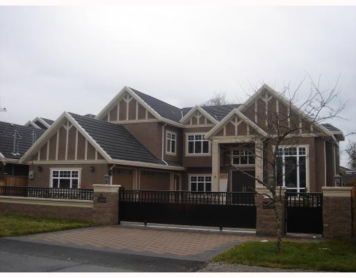 Main Photo: 3460 BARMOND Avenue in Richmond: Seafair House for sale : MLS®# V682160