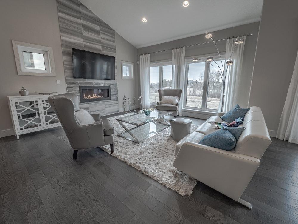 Main Photo: 8 1030 Connelly Way in Edmonton: Zone 55 House Half Duplex for sale : MLS®# E4166406
