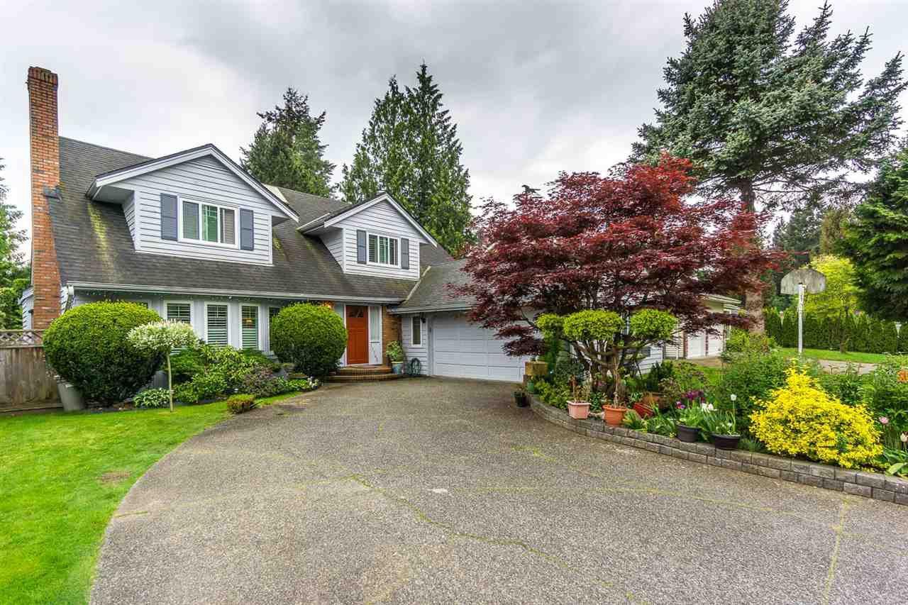"""Main Photo: 11742 CASCADE Drive in Delta: Sunshine Hills Woods House for sale in """"Sunshine Hills"""" (N. Delta)  : MLS®# R2391114"""