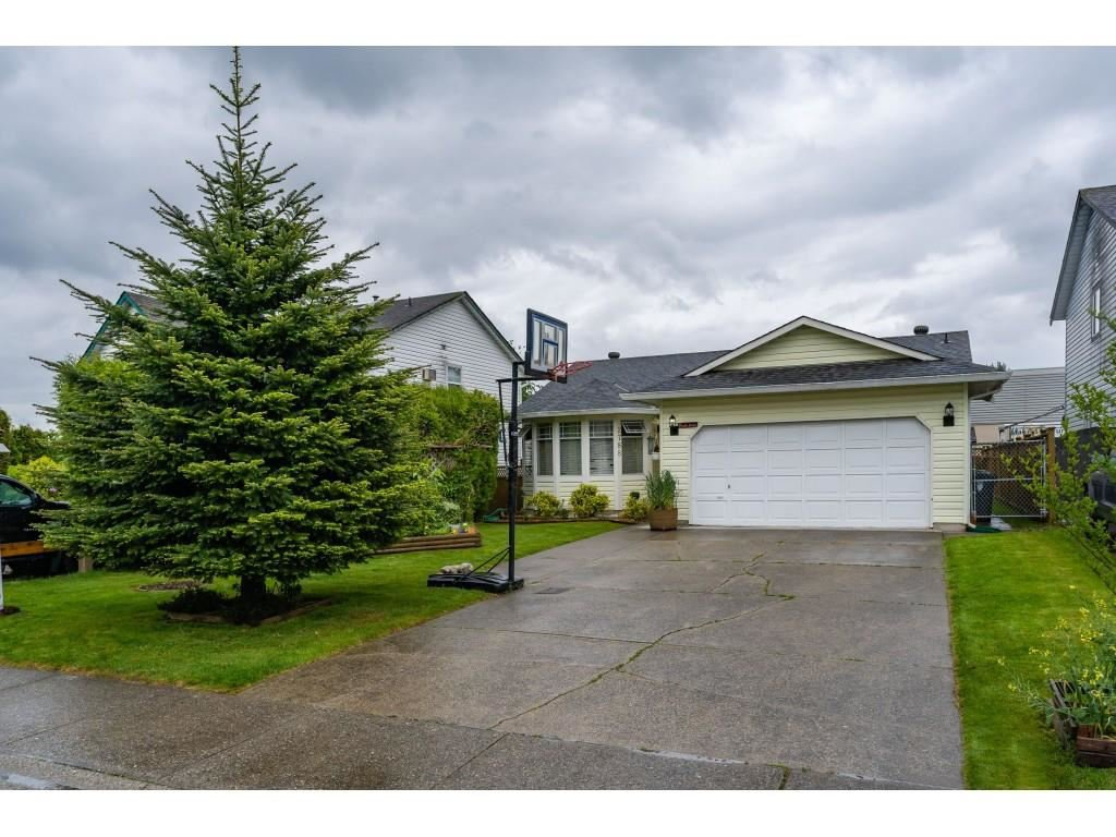 Main Photo: 2788 272B Street in Langley: Aldergrove Langley House for sale : MLS®# R2394943