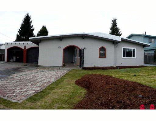 Main Photo: 7103 NICHOLSON ROAD in : Sunshine Hills Woods House for sale (N. Delta)  : MLS®# F2808987