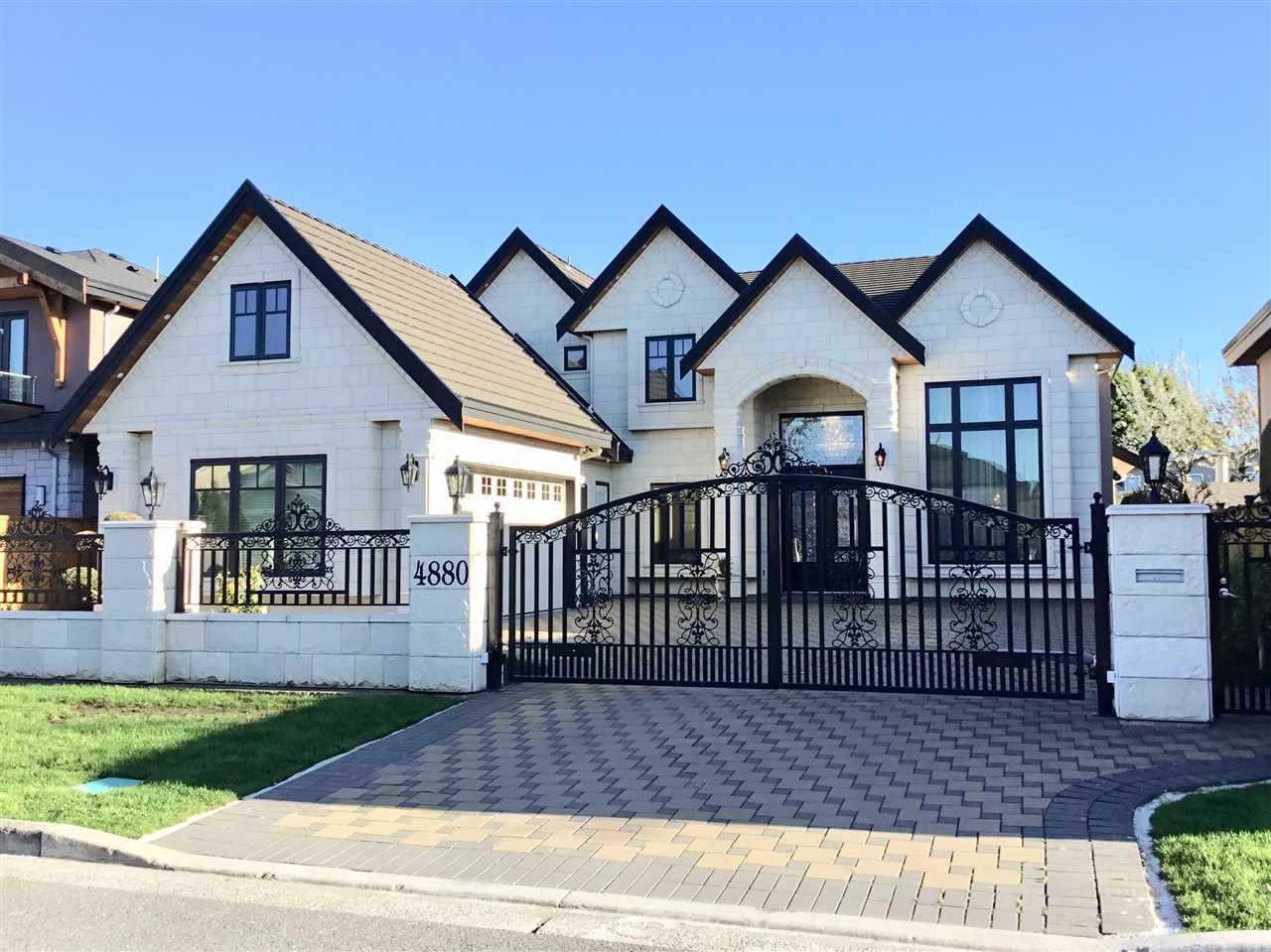 Main Photo: 4880 WINTERGREEN Avenue in Richmond: Riverdale RI House for sale : MLS®# R2422881