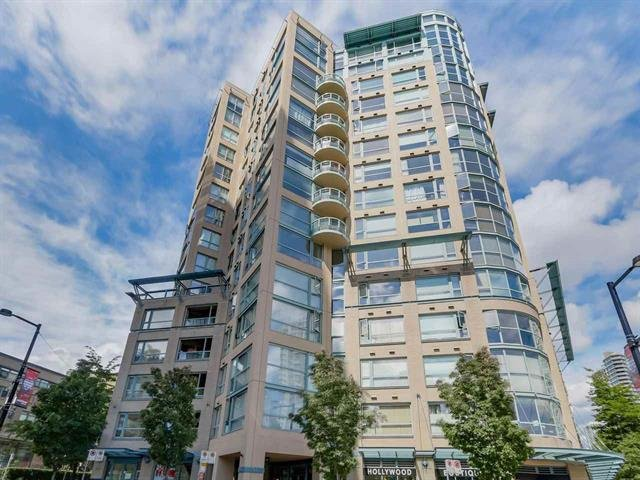 Main Photo: 1402 283 DAVIE STREET in : Yaletown Condo for sale : MLS®# R2106566
