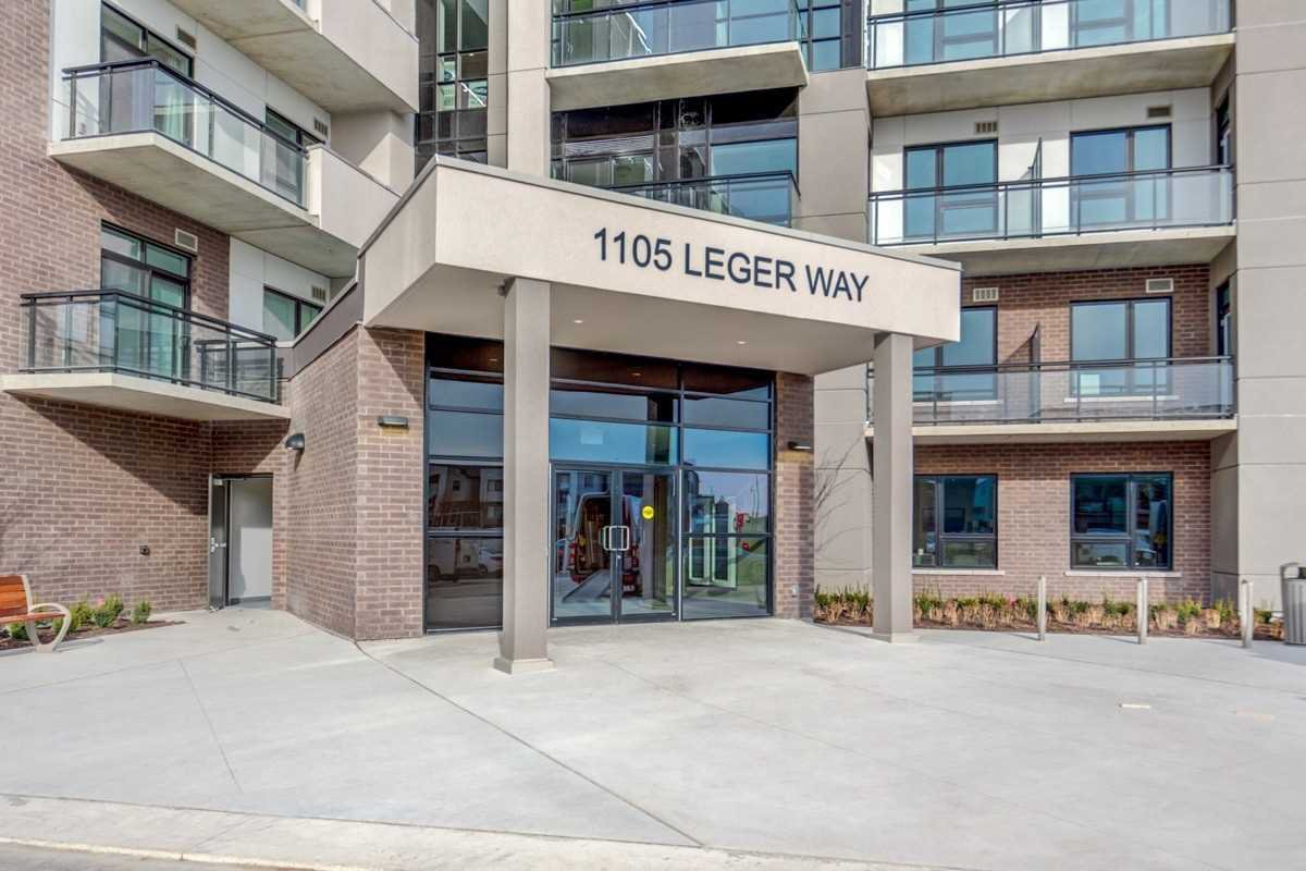 Main Photo: 301 1105 Leger Way in Milton: Ford Condo for lease : MLS®# W4653426