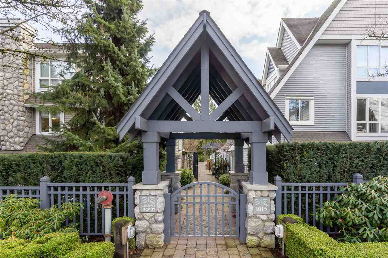 """Main Photo: 6 1015 LYNN VALLEY Road in North Vancouver: Lynn Valley Townhouse for sale in """"RIVER ROCK"""" : MLS®# R2434189"""