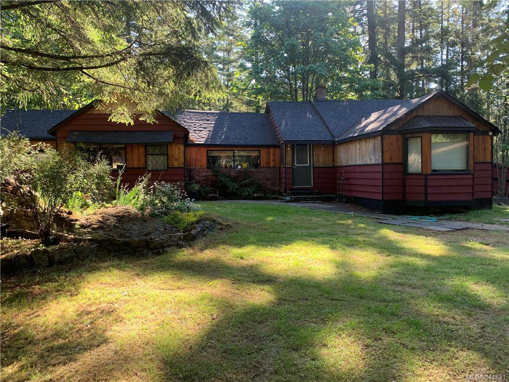 Main Photo: 1819 Millstream Rd in Highlands: Hi Western Highlands Single Family Detached for sale : MLS®# 844831