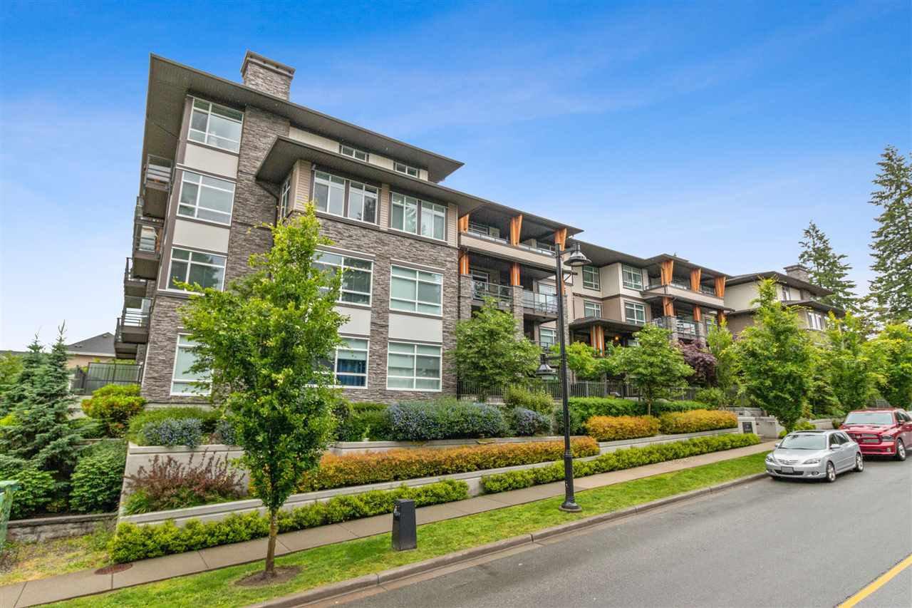 Main Photo: 412 617 SMITH Avenue in Coquitlam: Coquitlam West Condo for sale : MLS®# R2498543