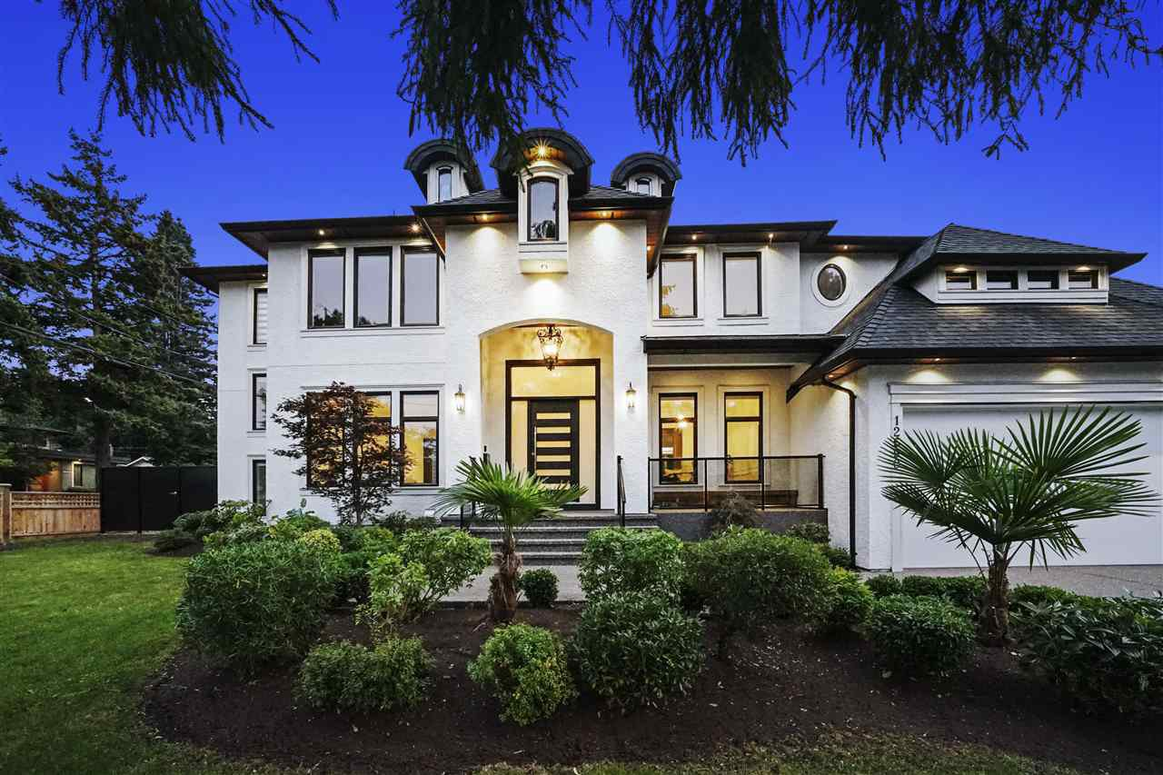 "Main Photo: 12690 27A Avenue in Surrey: Crescent Bch Ocean Pk. House for sale in ""Ocean Park"" (South Surrey White Rock)  : MLS®# R2505615"