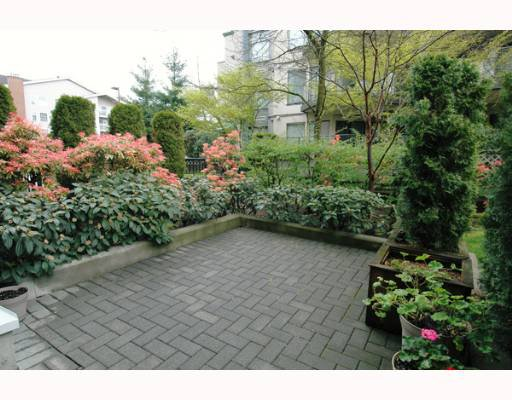 Photo 8: Photos: 112 1185 PACIFIC Street in Coquitlam: North Coquitlam Condo for sale : MLS®# V641222