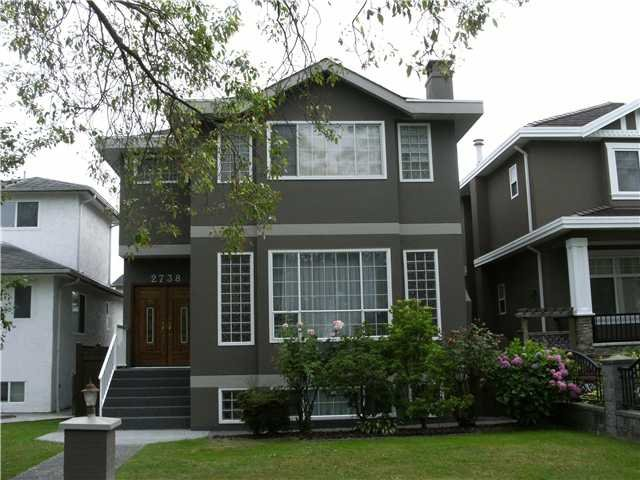 Main Photo: 2738 W19th in Vancouver: House for sale : MLS®# v905126