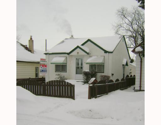 Main Photo: 611 WINDSOR Avenue in WINNIPEG: East Kildonan Residential for sale (North East Winnipeg)  : MLS®# 2801764