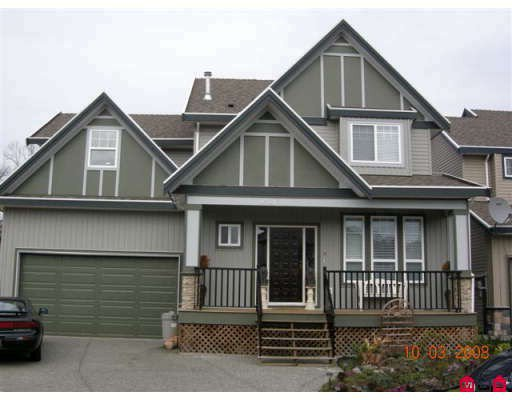 "Main Photo: 16761 63B Avenue in Surrey: Cloverdale BC House for sale in ""CLOVER RIDGE"" (Cloverdale)  : MLS®# F2806564"