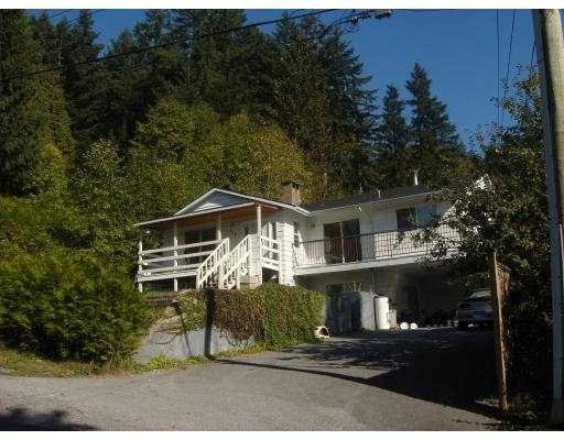 Main Photo:  in port moody: House for sale (Port Moody)  : MLS®# V617010