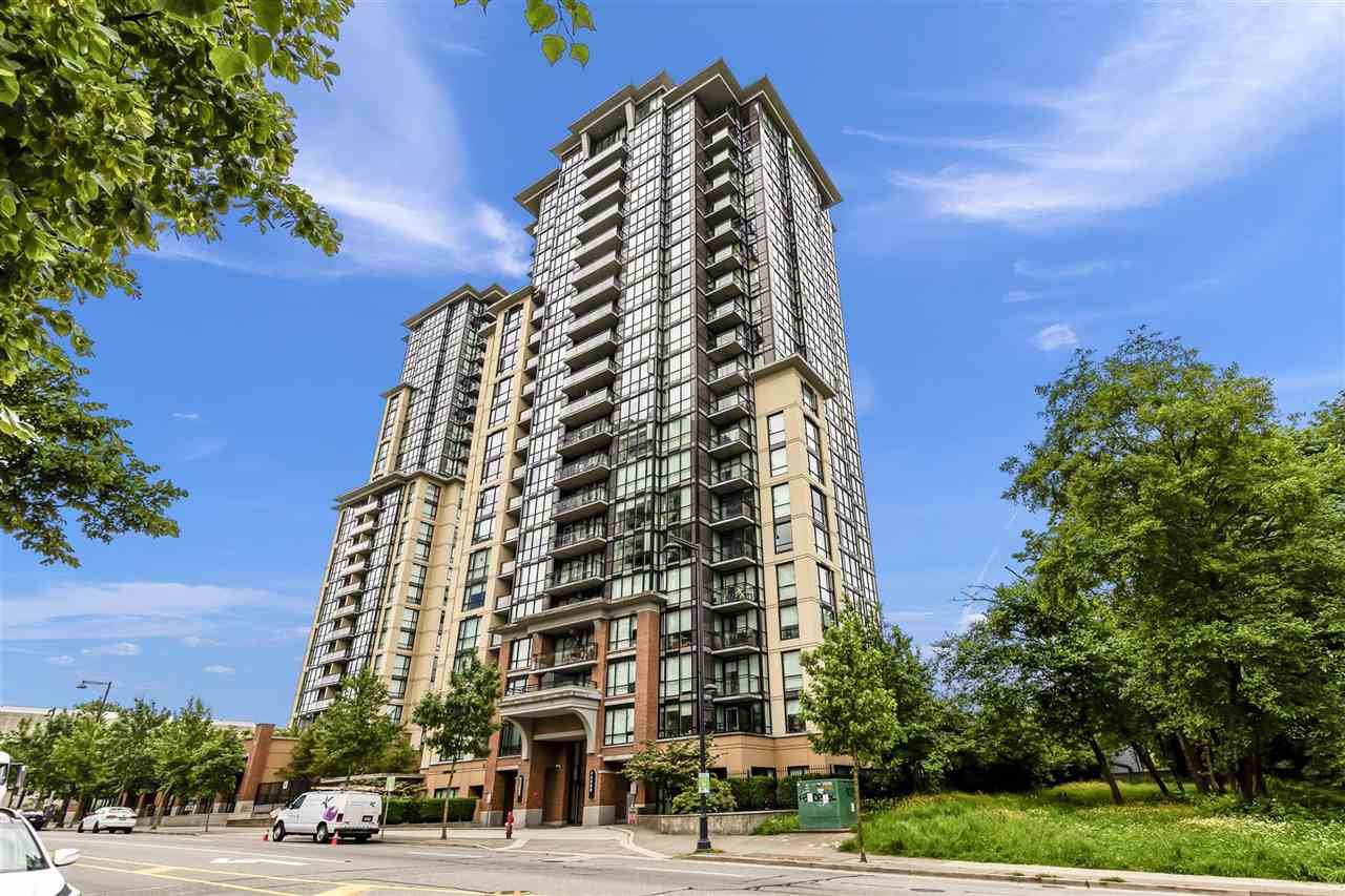 Main Photo: 705 13380 108 Avenue in Surrey: Whalley Condo for sale : MLS®# R2390303