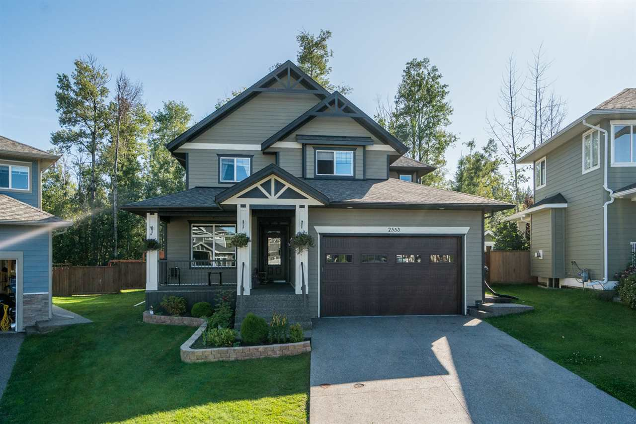 "Main Photo: 2553 KENNEY Court in Prince George: Charella/Starlane House for sale in ""UNIVERSITY HEIGHTS"" (PG City South (Zone 74))  : MLS®# R2445312"