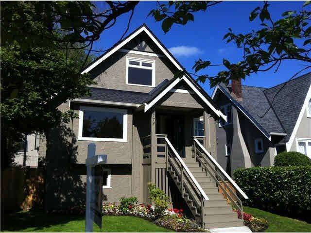Main Photo: 3779 DUNBAR STREET in : Dunbar House for sale : MLS®# V1015725