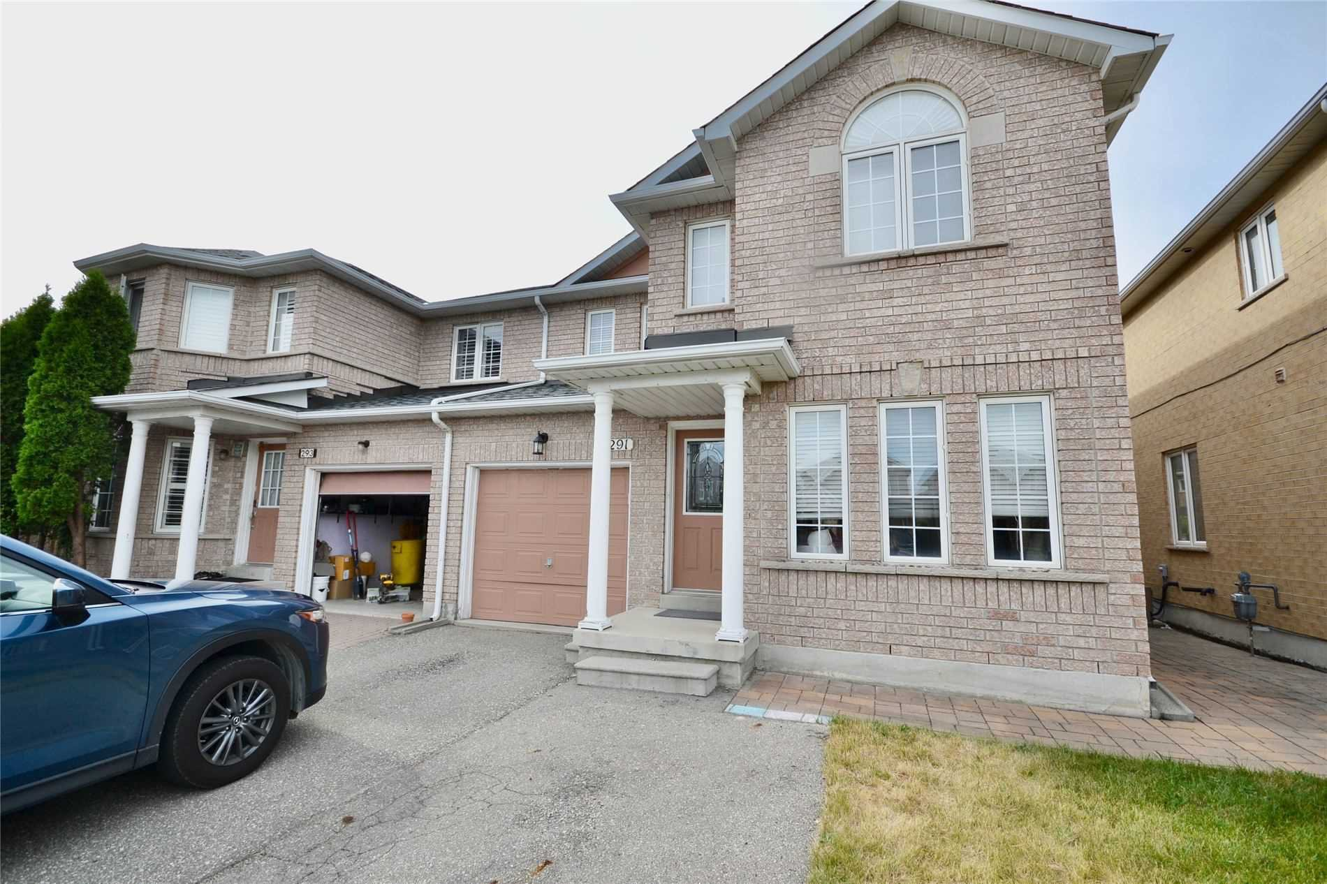 Main Photo: 291 St Joan Of Arc Avenue in Vaughan: Maple House (2-Storey) for lease : MLS®# N4828128