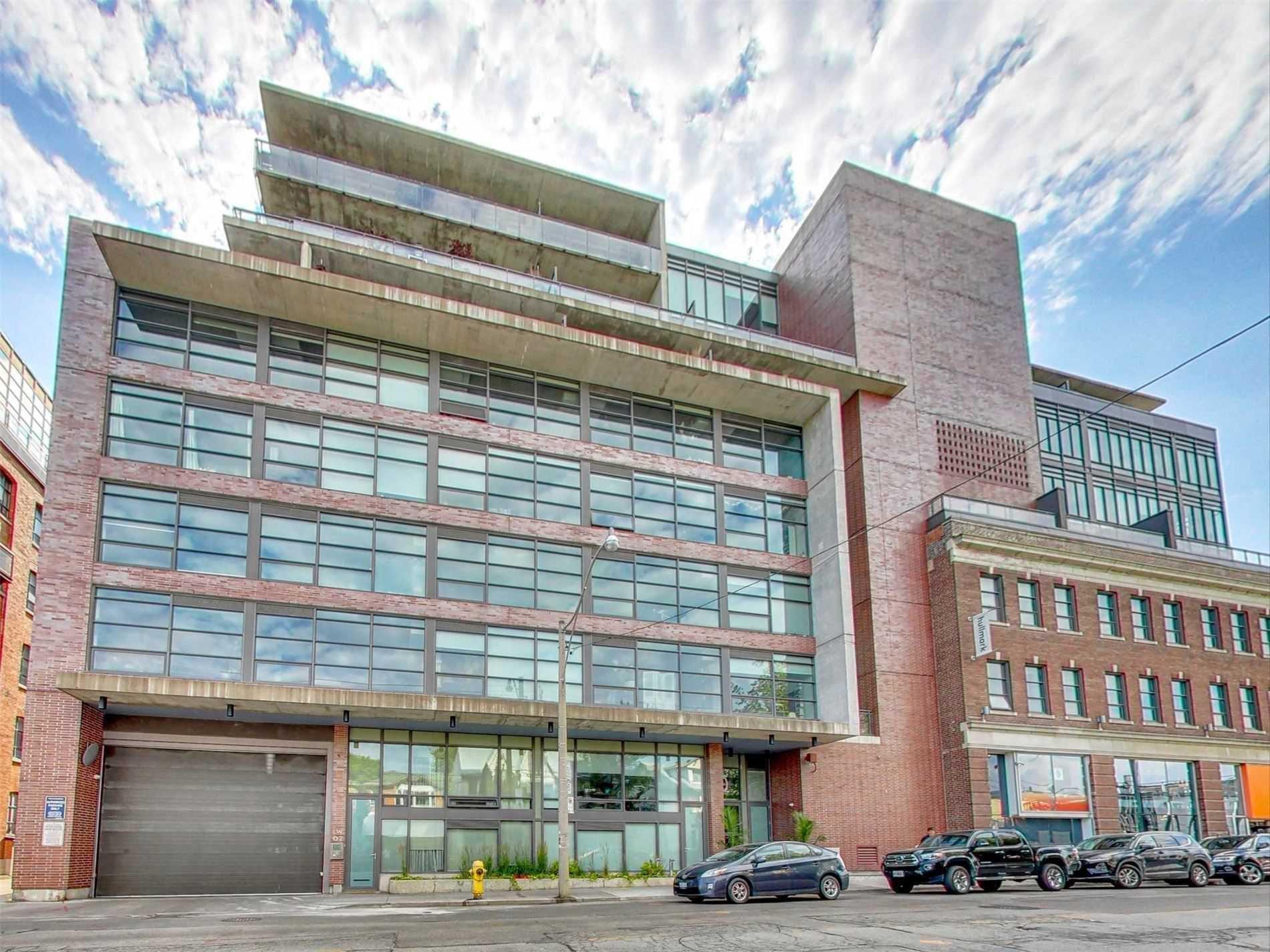 Main Photo: 617 90 Broadview Avenue in Toronto: South Riverdale Condo for sale (Toronto E01)  : MLS®# E4847541