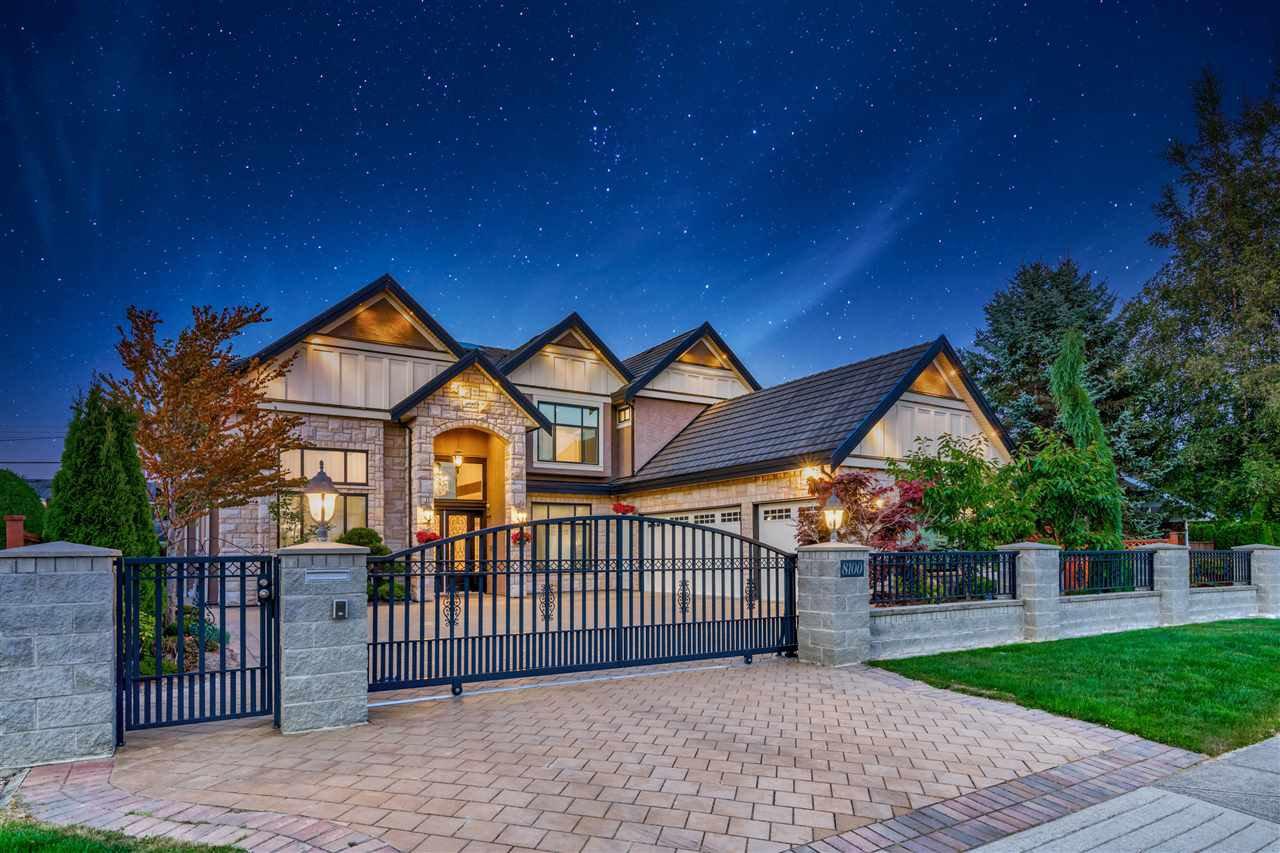 Main Photo: 8100 FAIRLANE Road in Richmond: Seafair House for sale : MLS®# R2483245