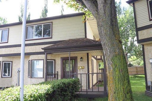 Main Photo: 2137 141 Avenue in Edmonton: Zone 35 Townhouse for sale : MLS®# E4213893
