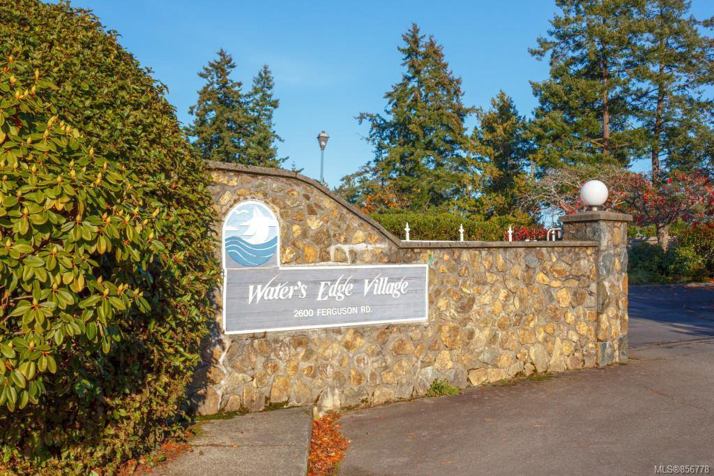 Photo 4: Photos: 48 2600 Ferguson Rd in : CS Turgoose Row/Townhouse for sale (Central Saanich)  : MLS®# 856778