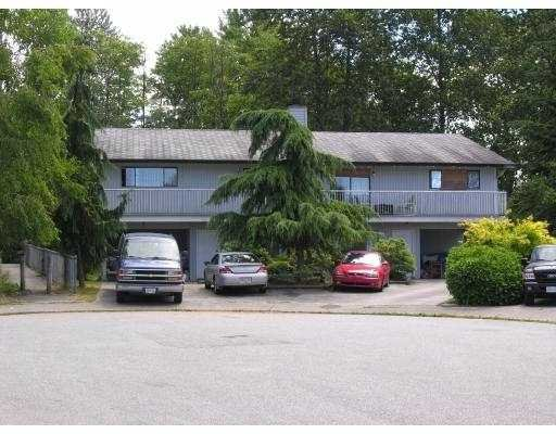 Main Photo: 2672 - 2674 Stellar Court in Coquitlam: Eagleridge House Duplex for sale