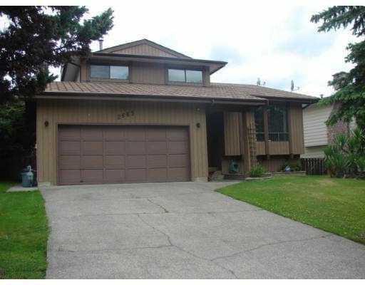 "Main Photo: 2665 BURNSIDE PL in Coquitlam: Eagle Ridge CQ House for sale in ""EAGLE RIDGE"" : MLS®# V749468"