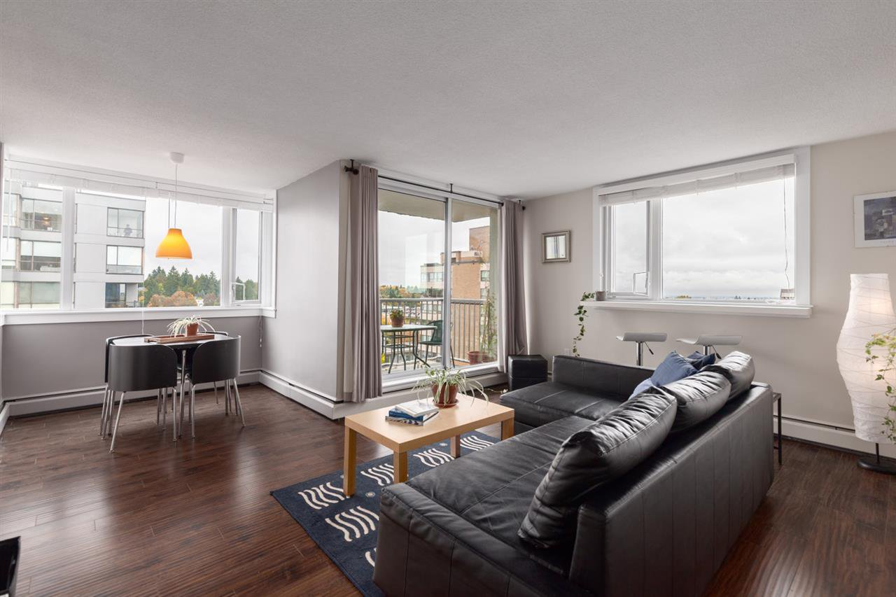 """Main Photo: 1104 2165 W 40TH Avenue in Vancouver: Kerrisdale Condo for sale in """"THE VERONICA"""" (Vancouver West)  : MLS®# R2411332"""