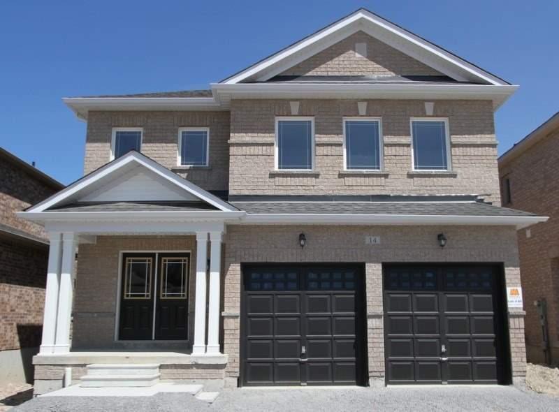 Main Photo: 14 Jardine Street in Brock: Beaverton House (2-Storey) for lease : MLS®# N4786796