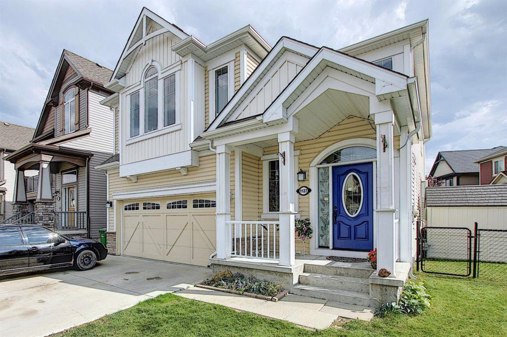 Main Photo: 1127 WINDHAVEN Close SW: Airdrie Detached for sale : MLS®# A1019402