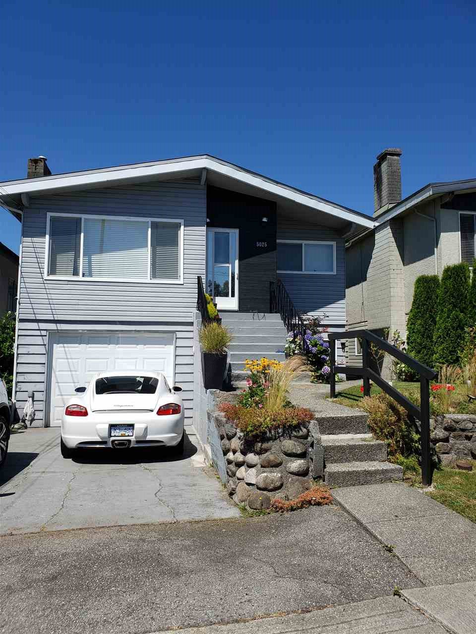 Main Photo: 5025 ANN Street in Vancouver: Collingwood VE House for sale (Vancouver East)  : MLS®# R2494691
