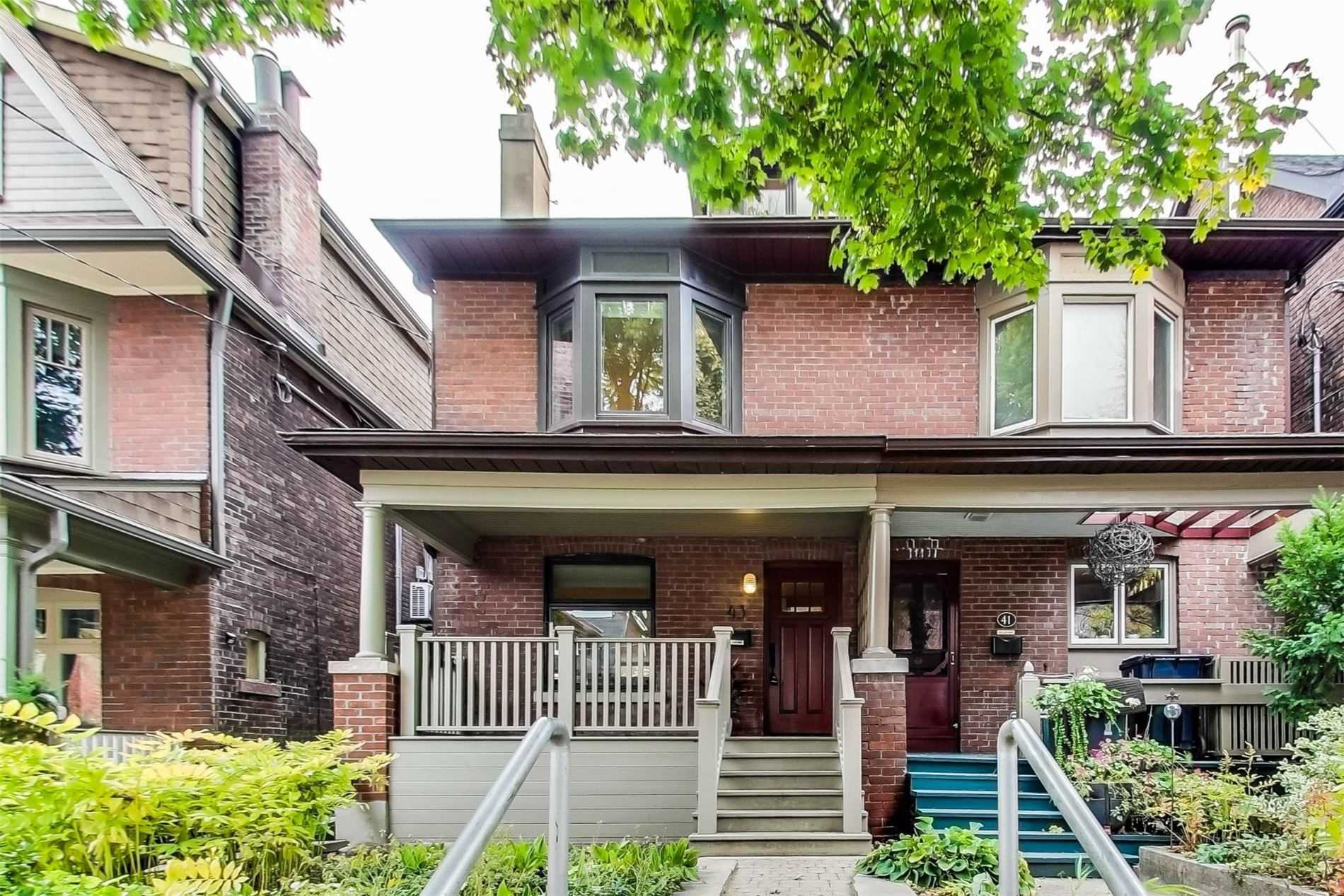 Main Photo: 43 Sparkhall Avenue in Toronto: North Riverdale House (3-Storey) for sale (Toronto E01)  : MLS®# E4976542