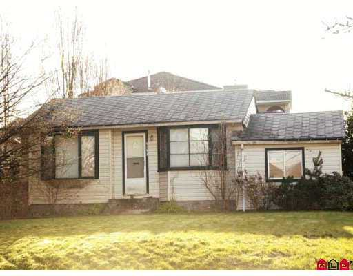 "Main Photo: 9193 160TH Street in Surrey: Fleetwood Tynehead House for sale in ""Fleetwood"" : MLS®# F2706814"