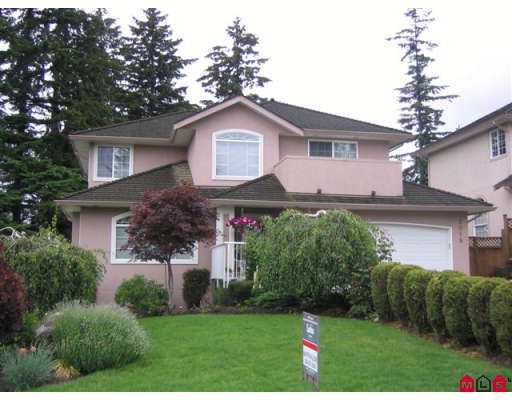 Main Photo: 2818 154TH Street in White_Rock: King George Corridor House for sale (South Surrey White Rock)  : MLS®# F2714699