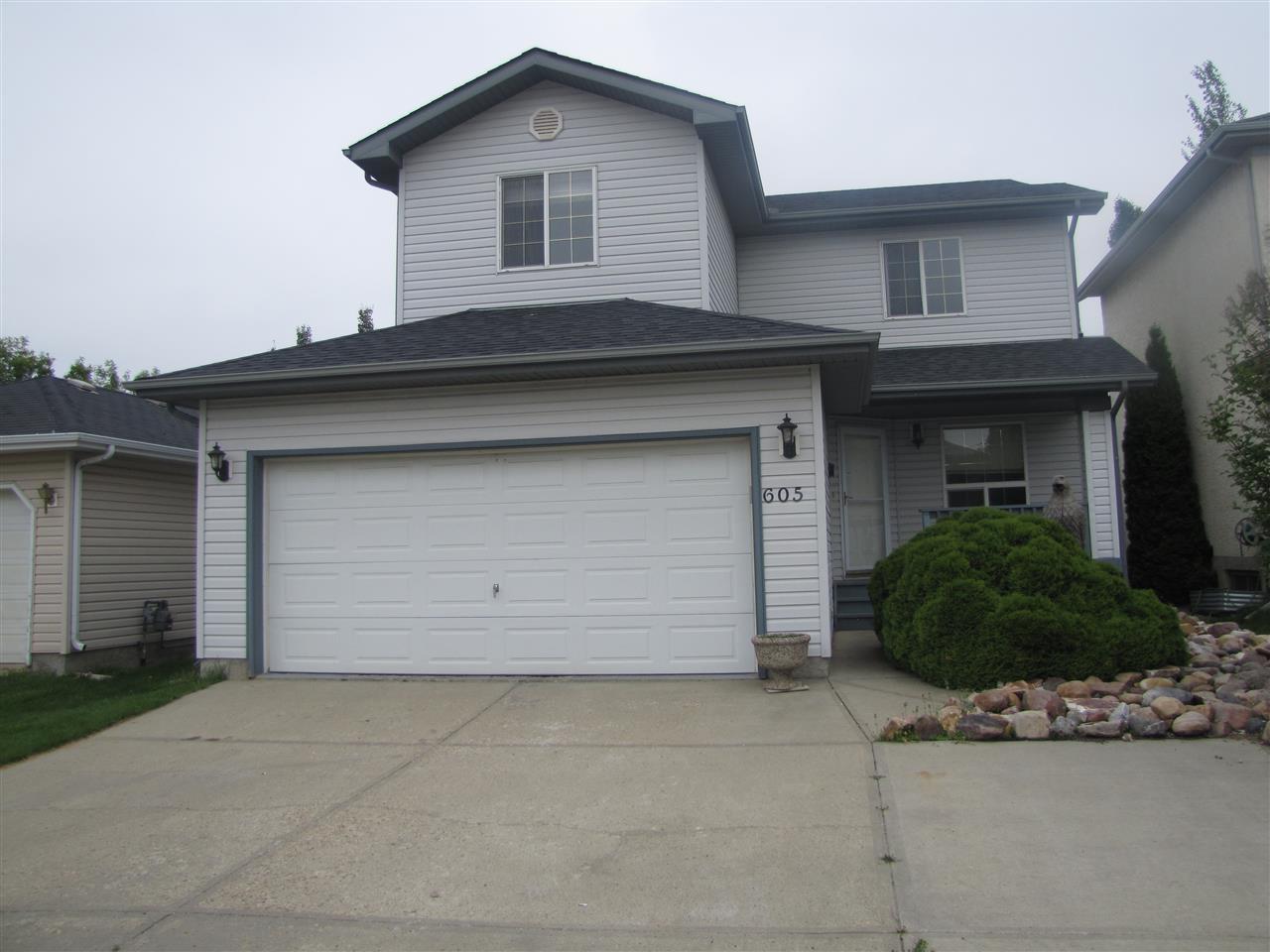 Main Photo: 605 Bevington Place in Edmonton: Zone 58 House for sale : MLS®# E4165361