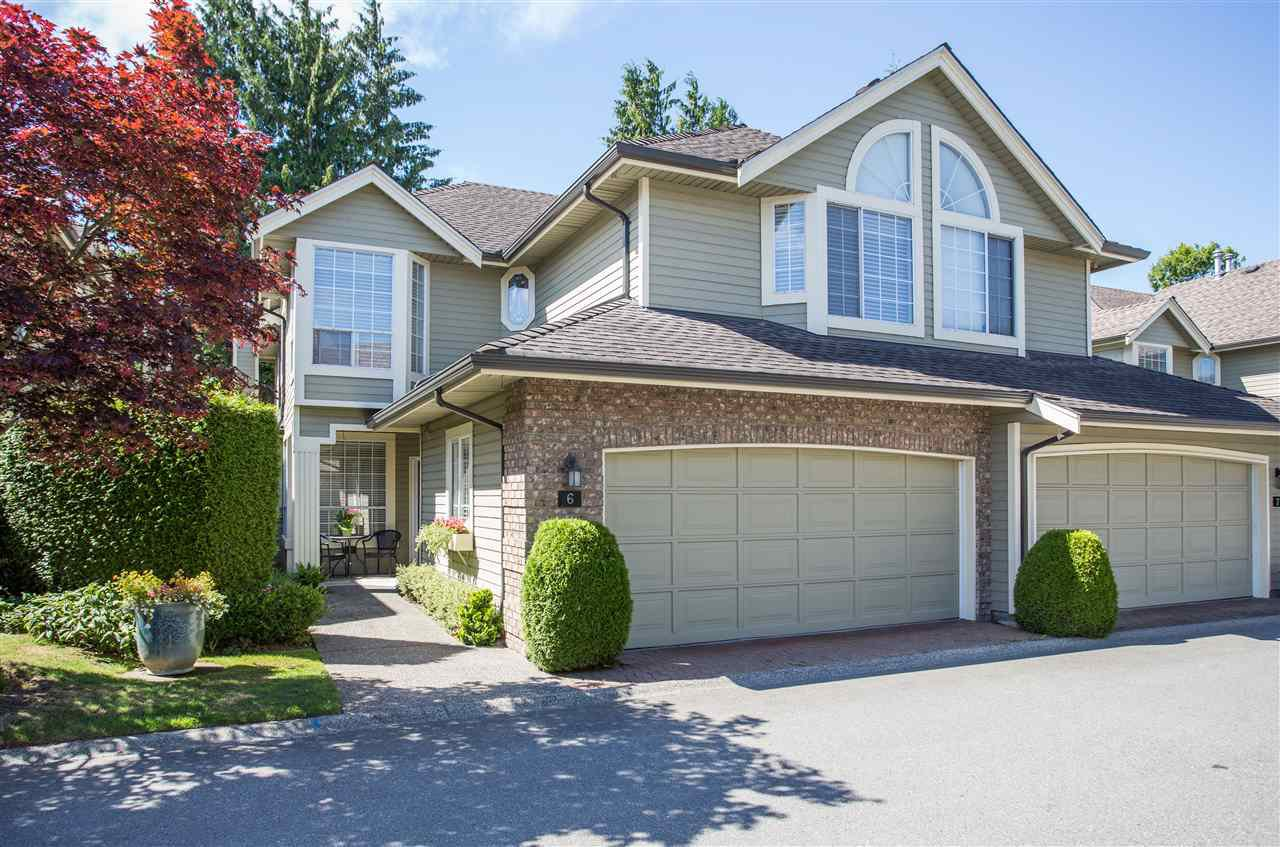 Main Photo: 6 11100 RAILWAY AVENUE in : Westwind Townhouse for sale : MLS®# R2288290