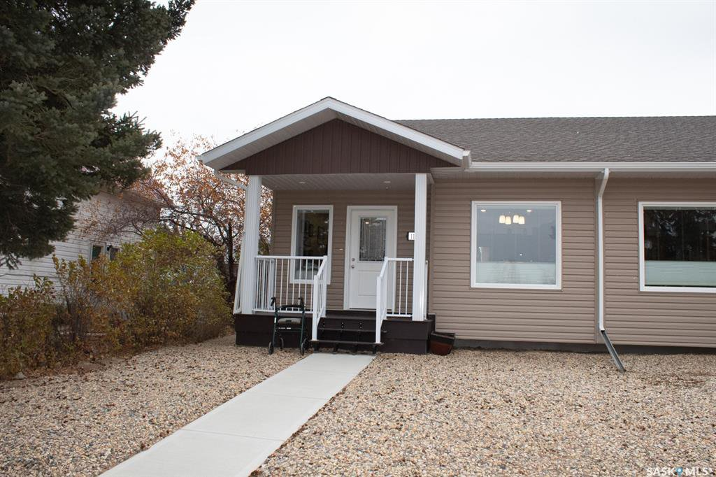 Main Photo: North 112 1st Avenue North in St. Brieux: Residential for sale : MLS®# SK826791