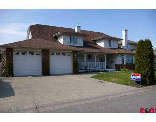 Main Photo: 8827 MURRAY Drive in Chilliwack: Chilliwack  W Young-Well House for sale : MLS®# H2701237