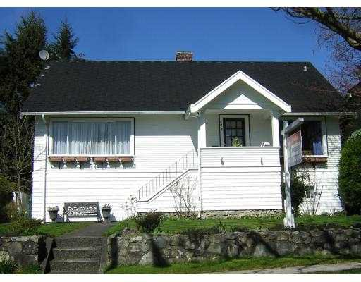 Main Photo: 3575 W 38TH Ave in Vancouver: Southlands House for sale (Vancouver West)  : MLS®# V638678