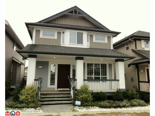 "Main Photo: 19080 69A AV in Surrey: Clayton House for sale in ""Clayton"" (Cloverdale)  : MLS®# F1105516"