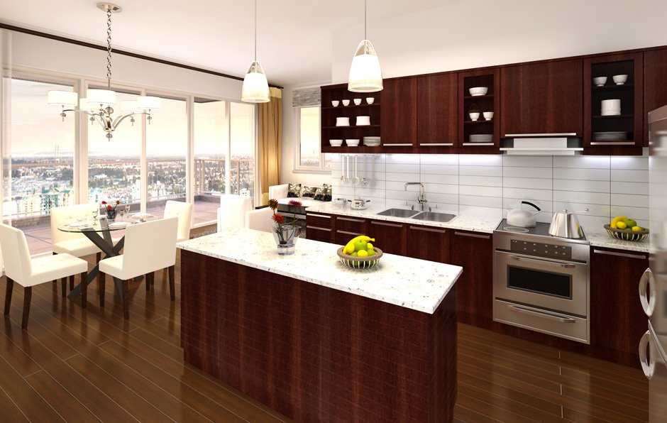 Main Photo: 605 258 6th Street in New Westminster: Uptown NW Condo for sale
