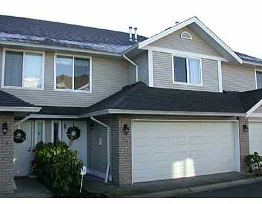 Main Photo: 16 1370 RIVERWOOD GT in Port_Coquitlam: Riverwood Townhouse for sale (Port Coquitlam)  : MLS®# V319485