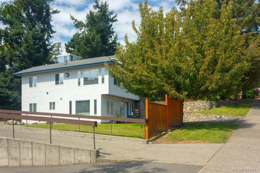 Main Photo: 612 Fernhill Rd in VICTORIA: Es Rockheights Multi Family for sale (Esquimalt)  : MLS®# 822975