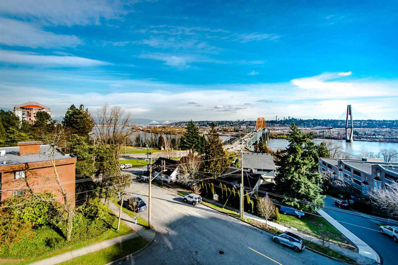 Main Photo: 602 47 AGNES STREET in New Westminster: Downtown NW Condo for sale : MLS®# R2437509