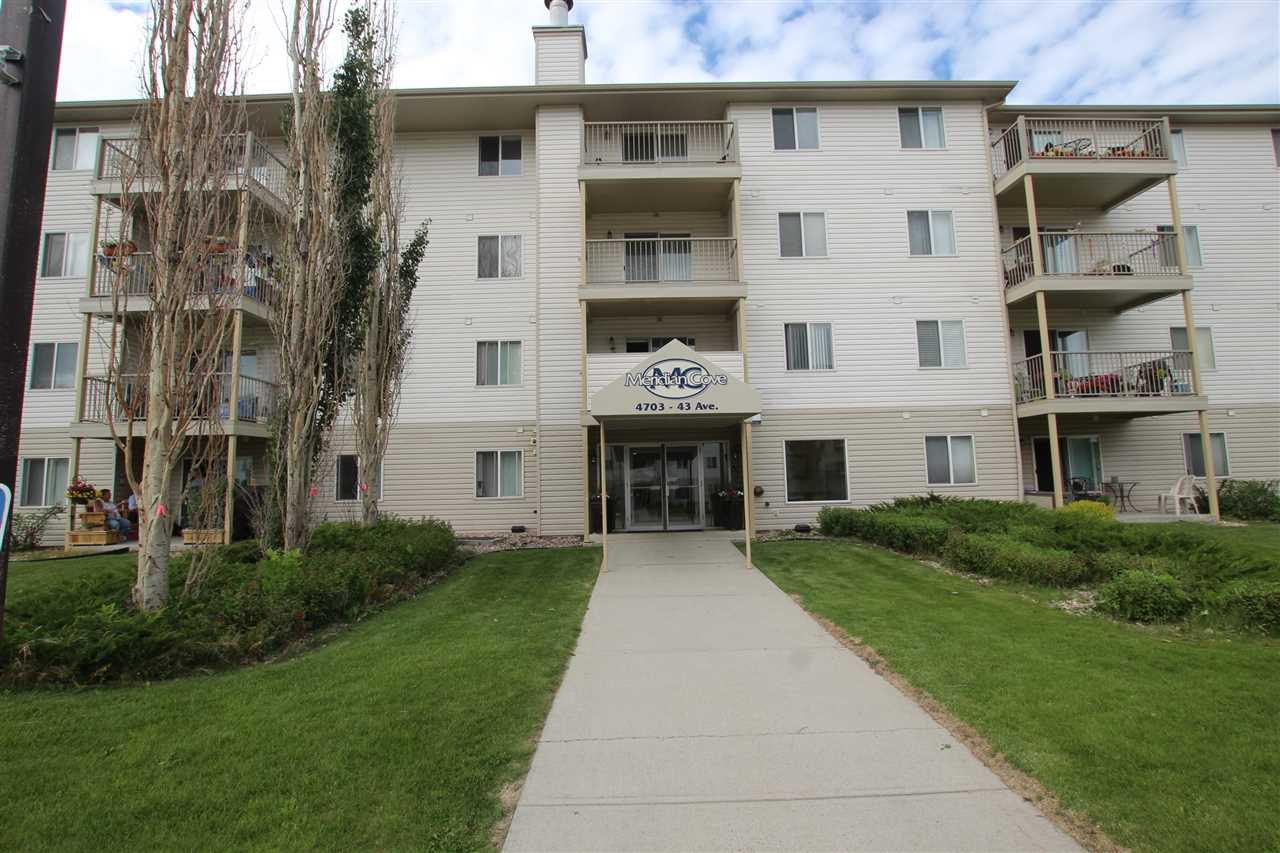 Main Photo: 311 4703 43 Avenue: Stony Plain Condo for sale : MLS®# E4197888